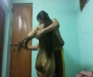 Desi Indian Bangla College Lovers Fucking at Home with..