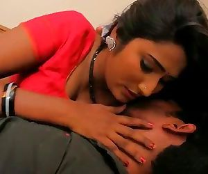 Indian Hot Teacher seducing Student for sex