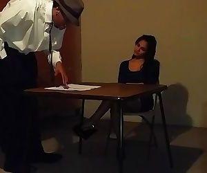 18 year NRI girl sucks dick fucks facialized