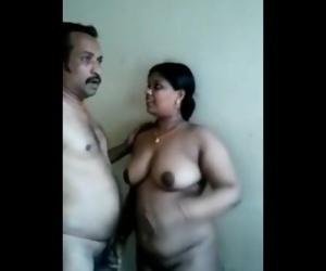 Aunty cheating with uncle