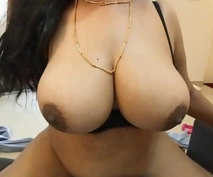 Karisma S6E4 Slutty Indian Bhabhi with Huge Tits Fucks..