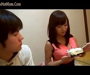 Hot Japanese Mom..