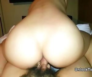 Real Korean GF First Anal Sex