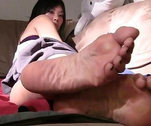 Asian Wrinkled Soles 2