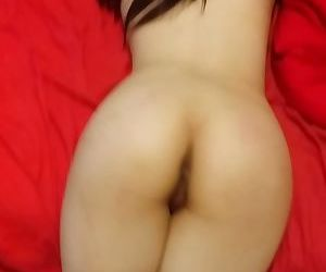 Big young Asian Ass