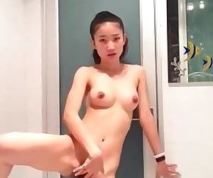 Cute Chinese Teen..