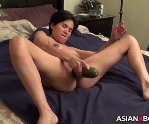 Asian MILF inserts..