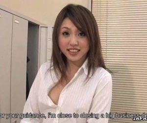 Lady Rino gives..
