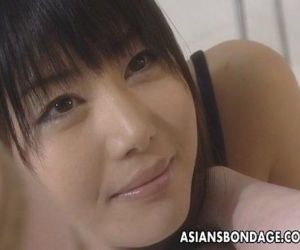 Asian lesbians brake it into a..