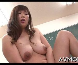 Milf takes on 2 excited men - 5 min