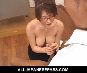 Stacked Japanese Teacher sucks..