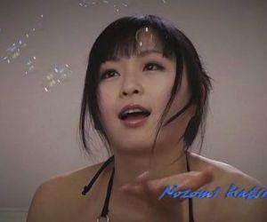 Nozomi Hatsuki Sucks Two Guys And..