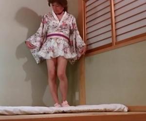 MIni-kimono..