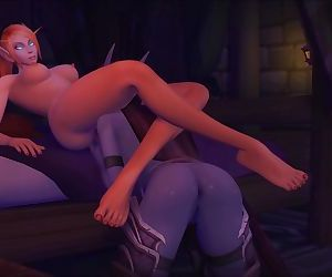 World of Warcraft Porn Mega..