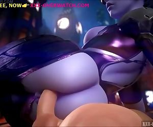 Riding anal compilation overwatch xxx parody