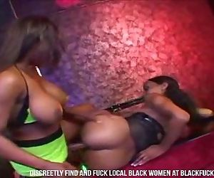 Jada Fire Fucks On The Stripper Pole