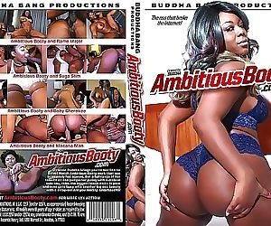 Ambitious Booty gets her first dvd 8 min HD+