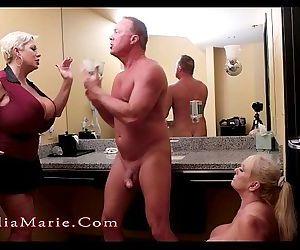 Huge Tit Claudia Marie Destroys Kayla KleevageHD