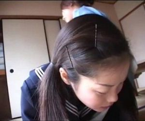 179 Decent Manner - Mom spanks schoolgirl for being late to class - 6 min