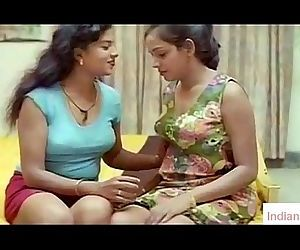 Hot INDIAN College Lesbians..