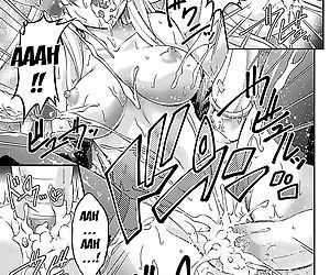 Kuroinu ~Kedakaki Seijo wa Hakudaku ni Somaru~ THE COMIC - part 4