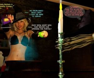 Practicing Witchcraft - part 2