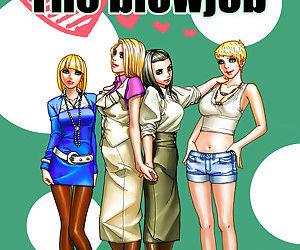 Innocent Dickgirls- The Blowjob
