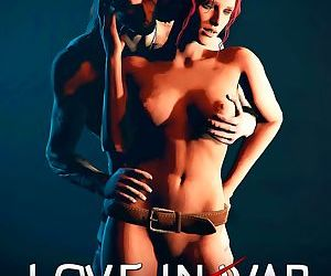 Witcher- Love in War