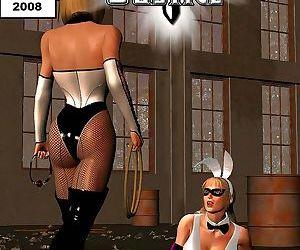 Hipcomix- Dark Justice 3