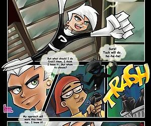Just Cartoon Dick- Danny Phantom