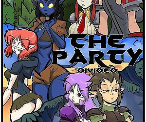 Clumzor- The Party Ch. 7