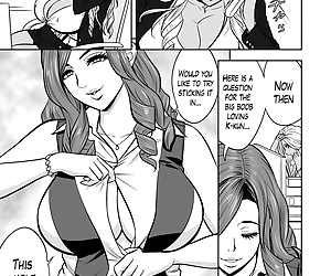 Gal Ane Shachou to Harem Office ~SEX wa Gyoumu ni Fukumimasu ka?~ Ch. 1-4 - part 4