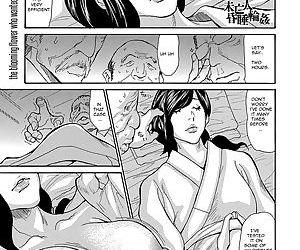 Miboujin Konsui Rinkan - The Widow Coma Gangrape Ch. 1-3