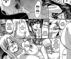 Houkago no Kanojo wa Neburarete Naku. - My Girlfriend is Making Lewd Sounds After School - part 8