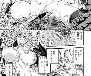 ERONA Orc no Inmon ni Okasareta Onna Kishi no Matsuro Ch. 1-5 - part 2