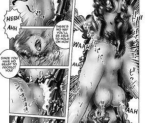 Seijuu Shoujo Sen Vaginass Kanzenban - Sexbeast Fight Vaginass - part 4