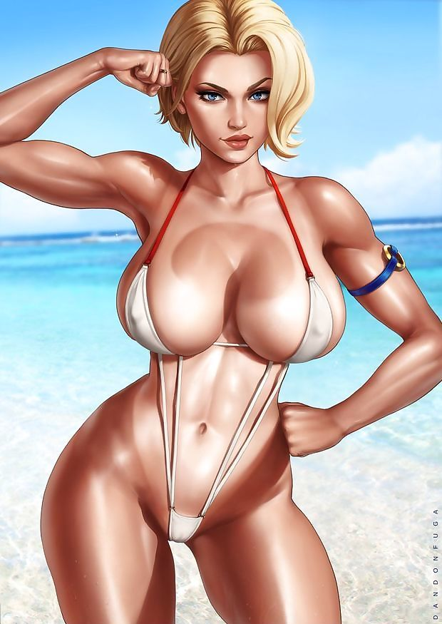 Power Gurl Sling Bikini by Dandon Fuga