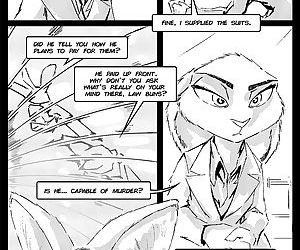 Zootopia Sunderance Ongoing UPDATED - part 25