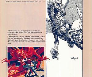 《龙与地下城》艺术设定集/The Art of The Dungeons & Dragons Fantasy Game - part 2
