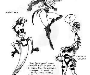 Mindsight - The Frank Cirocco Sketchbook - part 2