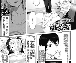 Onee-chan wa Otouto o Wakarasetai