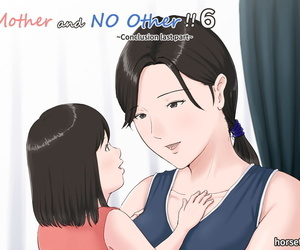 Horsetail Kaa-san Janakya Dame Nanda!! 6 Conclusion - Mother and No Other!! 6 Conclusion English
