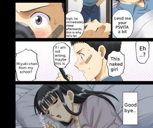ACTIVA SMAC Roshutsu Otome Chichi Comic Oppai Koushi wa Danshi no Shisen no Toriko ~Tamiya Miyuki~ English Digital..