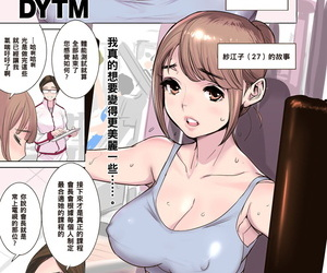 DYTM Hitozuma Mesu-ka Training comic KURiBERON DUMA 2018-03 Vol. 07 Chinese 黑条汉化