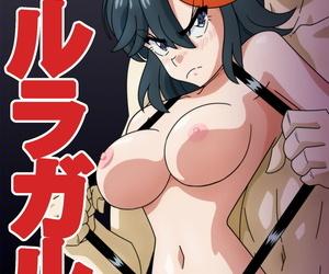 Yamamoto KILL la GARU Kill la Kill EnglishColorizedErocolor