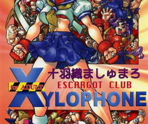 C50 Escargot Club Juubaori Mashumaro XYLOPHONE Street Fighter