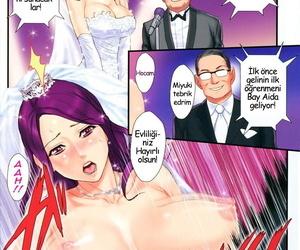 Combat Ecchu Random Wedding Innyuu x Chijo Turkish