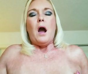 Smoking Milf Sucks and Fucks