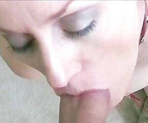 Slut cocksucking