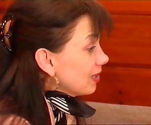 Russian mature Irina 11